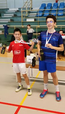 Top Elite à Ermont - SH minime - 22 dec 2018 vainqueur